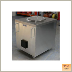 Shahi Tandoor I US - Small (Outdoor catering - NSF / ETL / CE Certified)